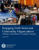 DHS Manual: Engaging Faith-Based and Community Organizations