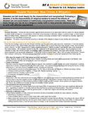 NDIN Tip Sheet: Disaster Backlash: Bias Crimes and Mitigation