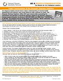NDIN Tip Sheet: Faith Communities & the Disaster Distress Helpline
