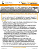 NDIN Tip Sheet: Faith Communities & Evacuation Planning