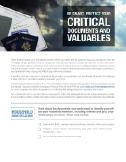 FEMA: Safeguarding Critical Documents