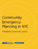 NYC Emergency Management: Community Emergency Planning Toolkit