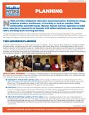 NYDIS Planning Program Profile