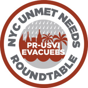 NYC Evacuee Unmet Needs Roundtable