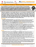 NDIN Tip Sheet: Competency Guidelines: Sheltering & Mass Care for Sikhs
