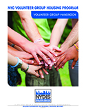 NYDIS Voluntary Group Housing Program (VGHP) - Volunteer Group Handbook
