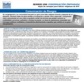 NYDIS Hoja de Consejo: Comunicación de Riesgos